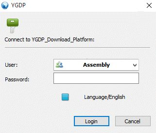 YGDP Username And Password