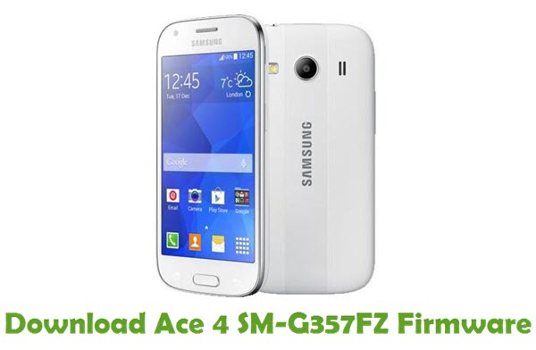 Download Ace 4 SM-G357FZ Firmware