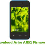 Arise AR32 Firmware