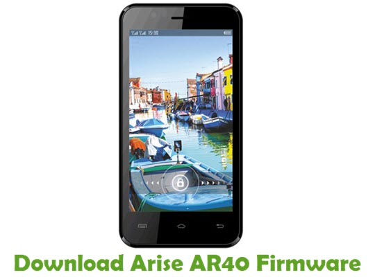 Download Arise AR40 Stock ROM
