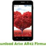Arise AR42 Firmware