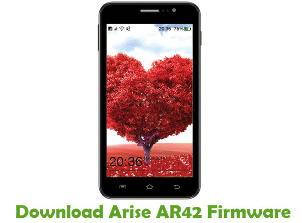 Download Arise AR42 Stock ROM