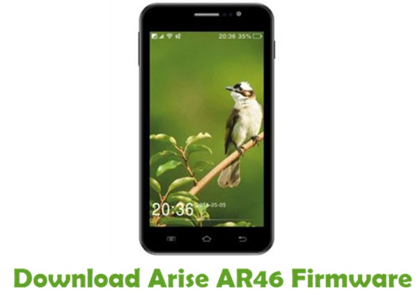 Download Arise AR46 Firmware