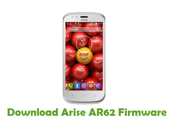 Download Arise AR62 Firmware