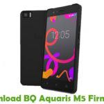 BQ Aquaris M5 Firmware