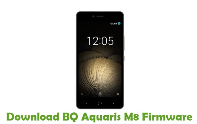 Download BQ Aquaris M8 Firmware