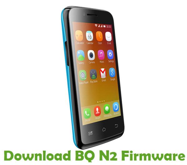 Download BQ N2 Firmware