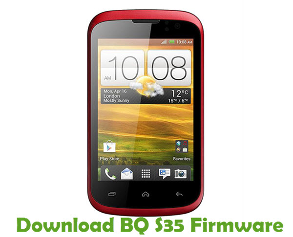 Download BQ S35 Stock ROM