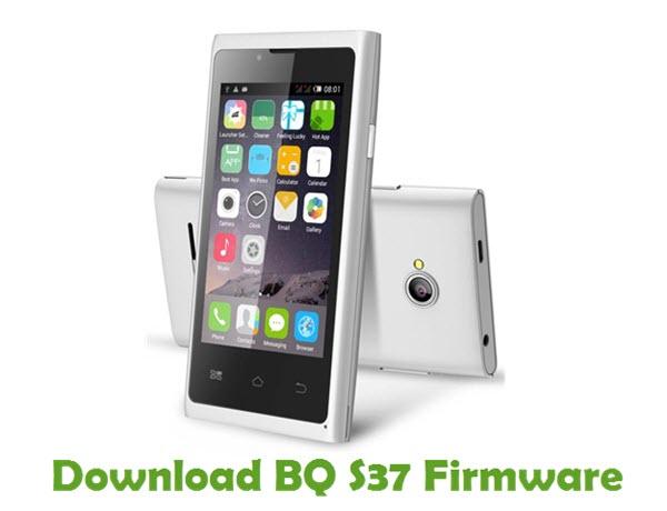 Download BQ S37 Stock ROM