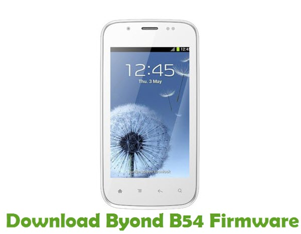 Download Byond B54 Firmware