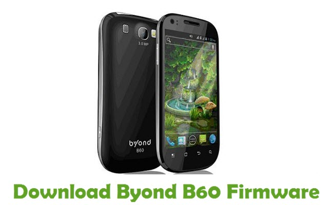 Download Byond B60 Firmware