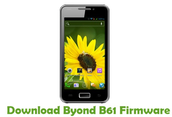 Download Byond B61 Firmware