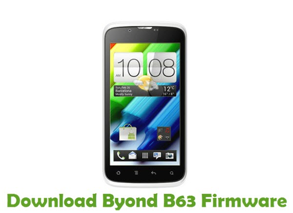 Download Byond B63 Firmware