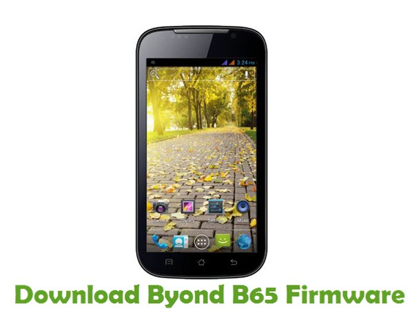 Download Byond B65 Firmware