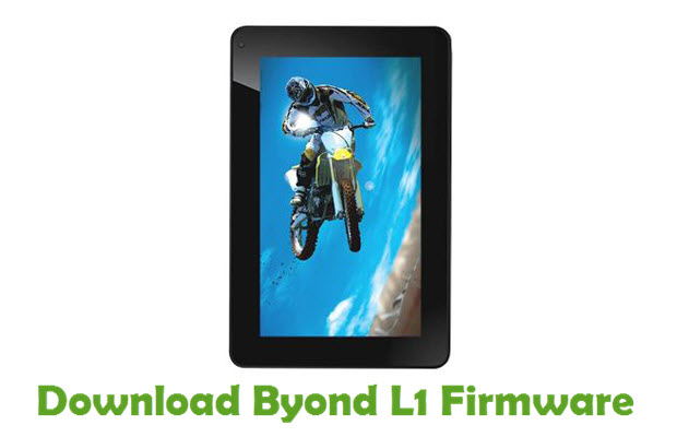 Download Byond L1 Firmware