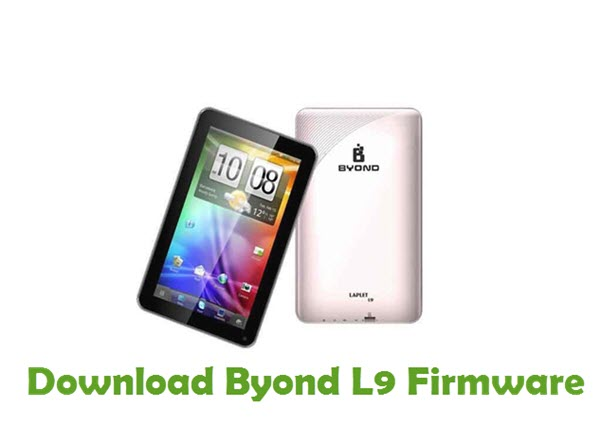 Download Byond L9 Firmware