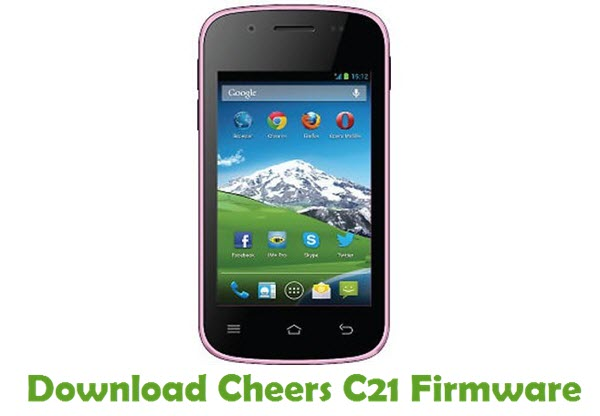 Download Cheers C21 Firmware