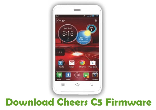 Download Cheers C5 Firmware