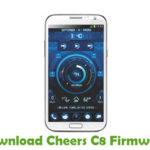 Cheers C8 Firmware