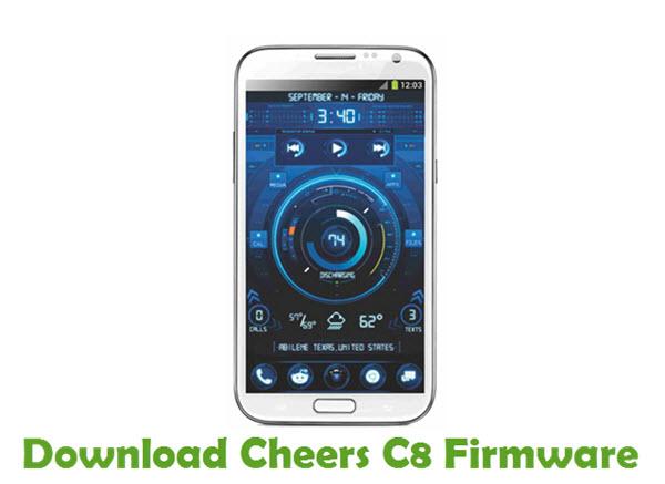 Download Cheers C8 Firmware