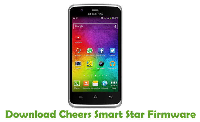 Download Cheers Smart Star Firmware