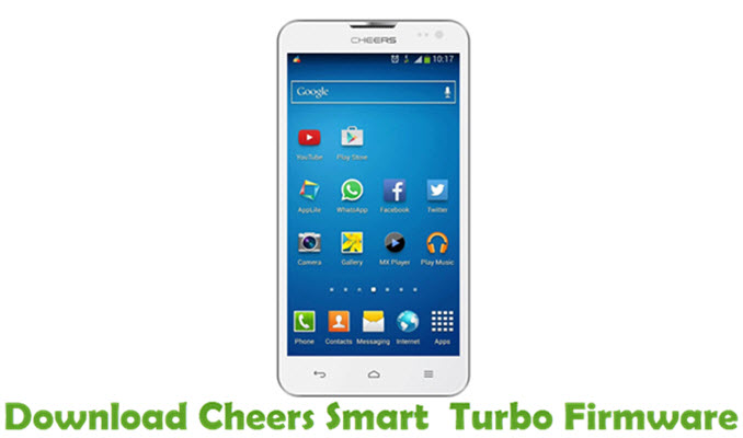 Download Cheers Smart Turbo Stock ROM