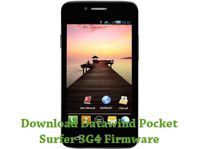 Download Datawind Pocket Surfer 3G4 Firmware
