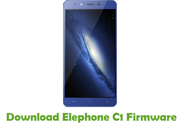 Download Elephone C1 Firmware