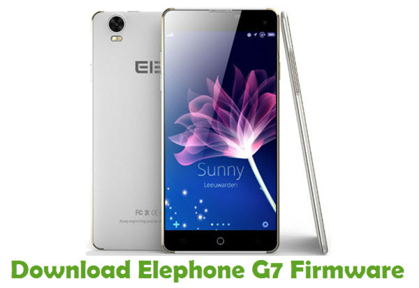 Download Elephone G7 Firmware