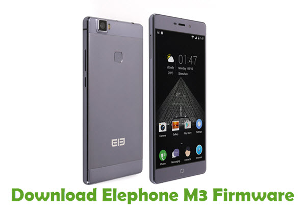 Download Elephone M3 Firmware
