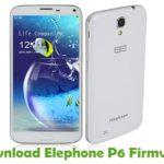 Elephone P6 Firmware