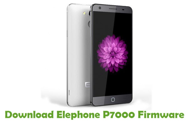 Download Elephone P7000 Firmware