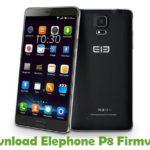Elephone P8 Firmware