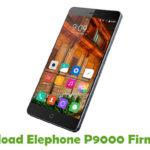 Elephone P9000 Firmware