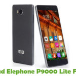 Elephone P9000 Lite Firmware