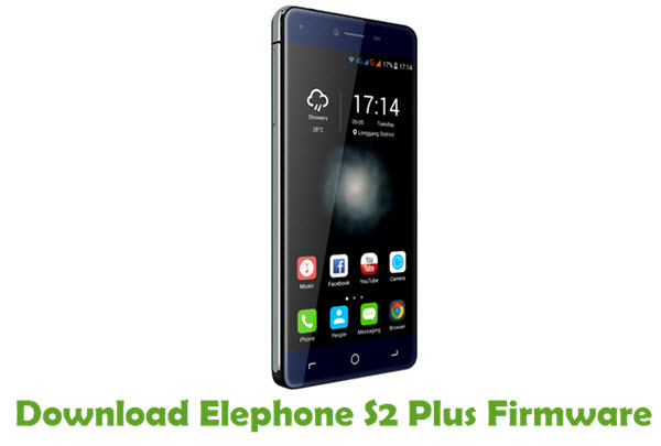 Download Elephone S2 Plus Firmware