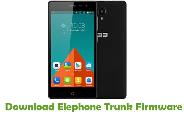 Download Elephone Trunk Firmware
