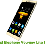 Elephone Vowney Lite Firmware