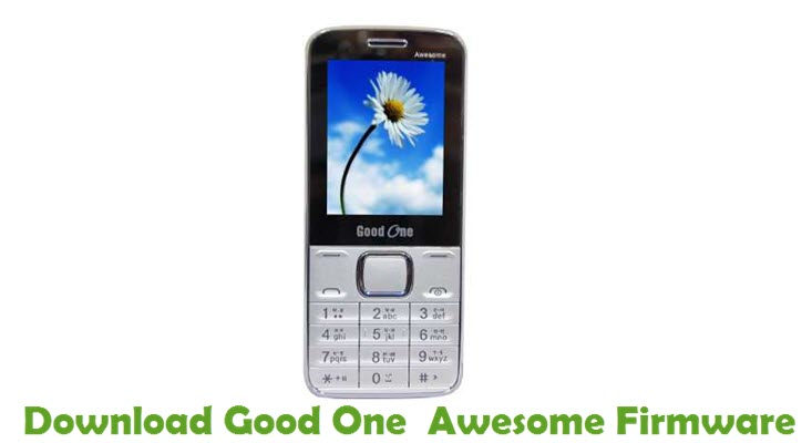 Download Good One Awesome Stock ROM