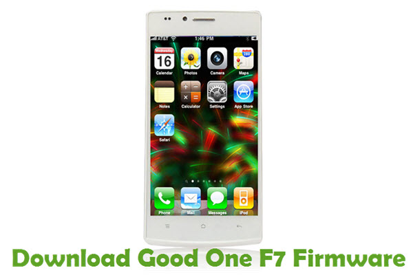 Download Good One F7 Firmware
