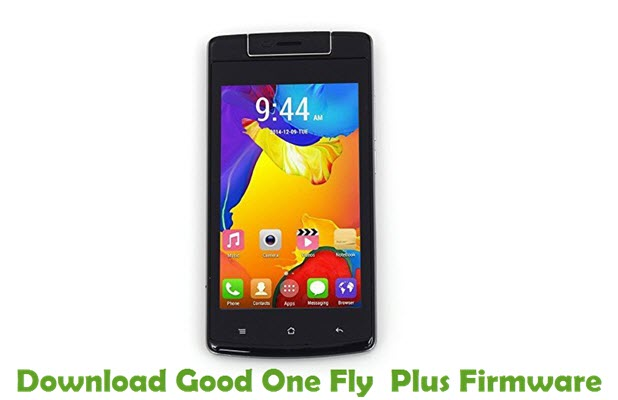 Download Good One Fly Plus Firmware