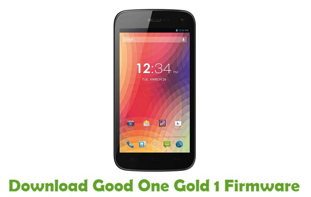Download Good One Gold 1 Firmware