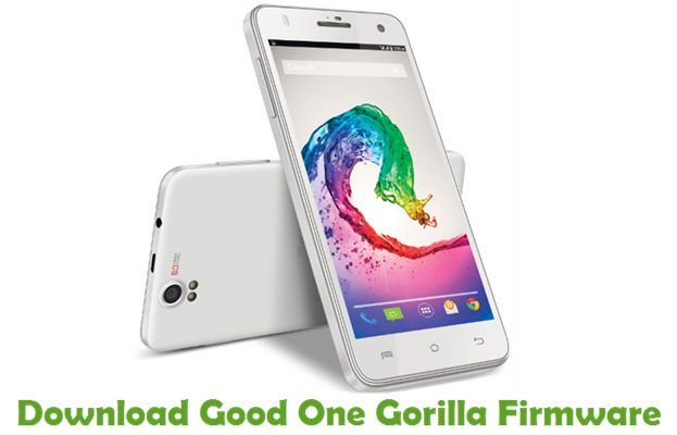 Download Good One Gorilla Firmware