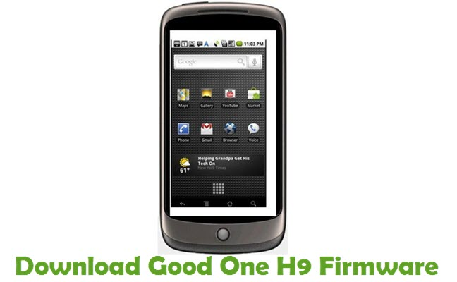 Download Good One H9 Firmware