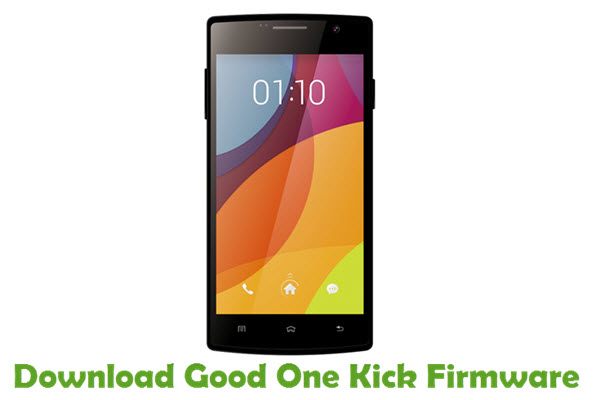 Download Good One Kick Firmware