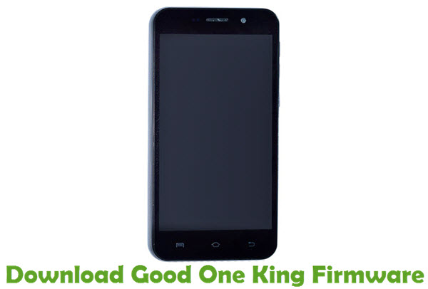 Download Good One King Firmware