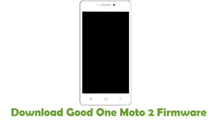 Download Good One Moto 2 Stock ROM