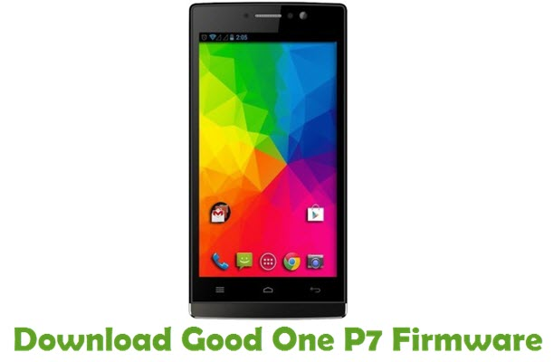Download Good One P7 Firmware