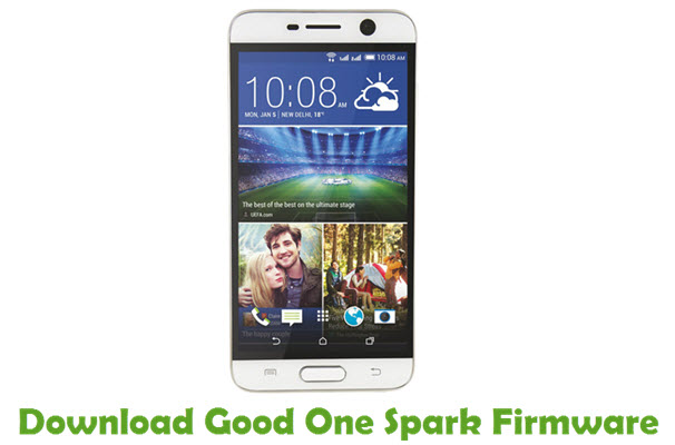 Download Good One Spark Firmware