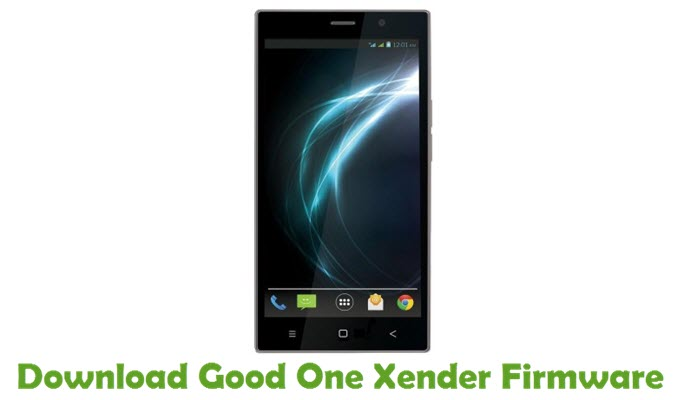 Download Good One Xender Firmware